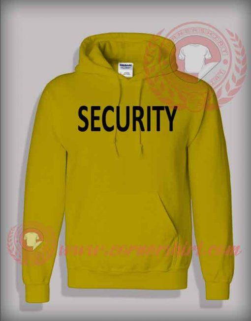 Security Pullover Hoodie