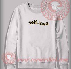 Self Love Crewneck Sweatshirt