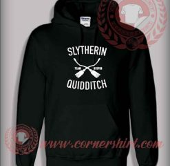 Slytherin Quidditch Pullover Hoodie