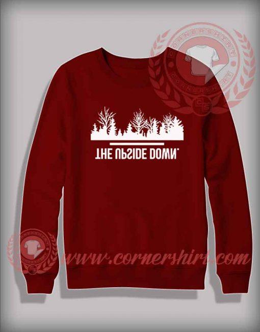 The Upside Down Christmas Sweatshirt