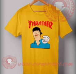 Thrasher Gonz Cover T shirt
