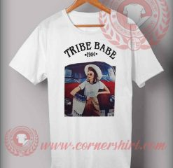 Tribe Babe 1980 T shirt