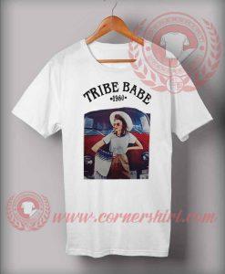 Tribe Babe 1980 T shirt