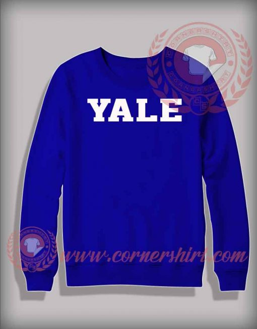 Yale Unisex Sweatshirt