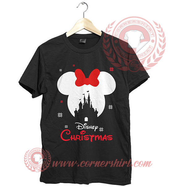 Disney Christmas Shirt Designs.Mickey Mouse Disney Christmas T Shirt
