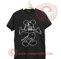 Storm Trooper Mickey Christmas T shirt