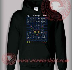 Pacman Fever Christmas Pullover Hoodie