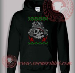 Pirates Christmas Pullover Hoodie
