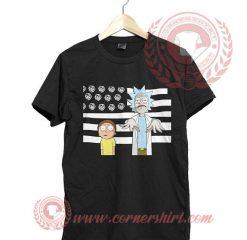 Rick And Morty T shirt