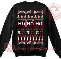 Science Christmas Sweatshirt