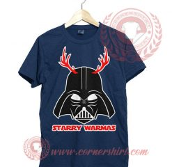 Starry Warmass Storm Trooper Christmas T shirt