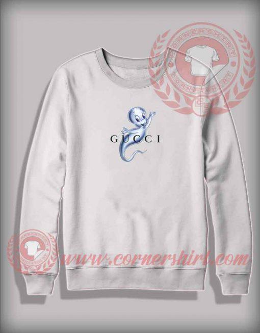 Casper Parody Custom Design Sweatshirt