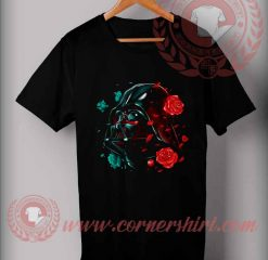 Dark Side of The Bloom Custom Design T Shirts