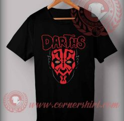 Darth Parody Custom Design T Shirts