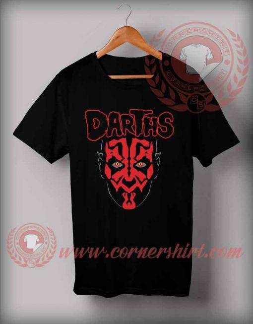 Darth Parody Custom Design T Shirts