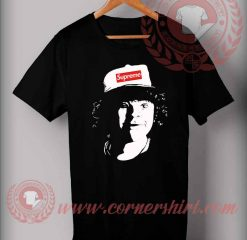 Stranger Things Supreme Dustin Custom Design T Shirts