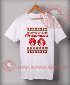 Golden Girls Christmas Custom Design T shirts