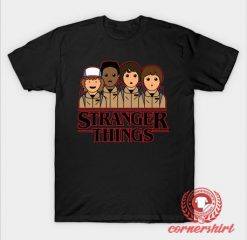 Custom T shirt Stranger Things Ghost Busters