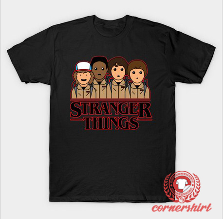custom t shirt stranger things ghost busters stranger