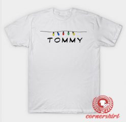 Custom T Shirt Tommy Stranger Things