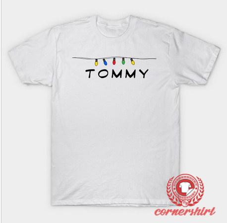 Custom T Shirt Tommy Stranger Things