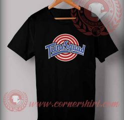 Tune Squad Custom Design T Shirts