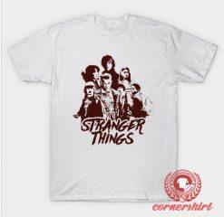 Custom T Shirt Stranger Things