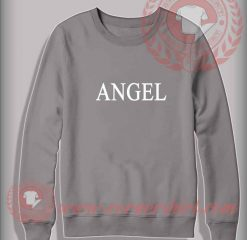 Angel Custom Design Sweatshirt