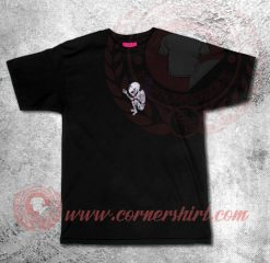 Custom Shirt Design Baby Skeleton