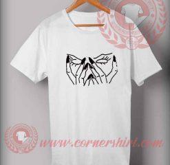 Close Face Custom Design T shirts