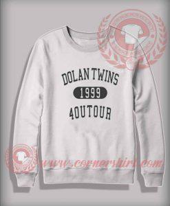 Custom Shirt Design Dolan Twins 1999 Sweatshirt