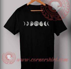 Date Of The Moon Custom Design T shirts