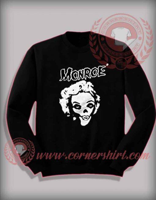 Marilyn Monroe The Misfits Custom Design Sweatshirt