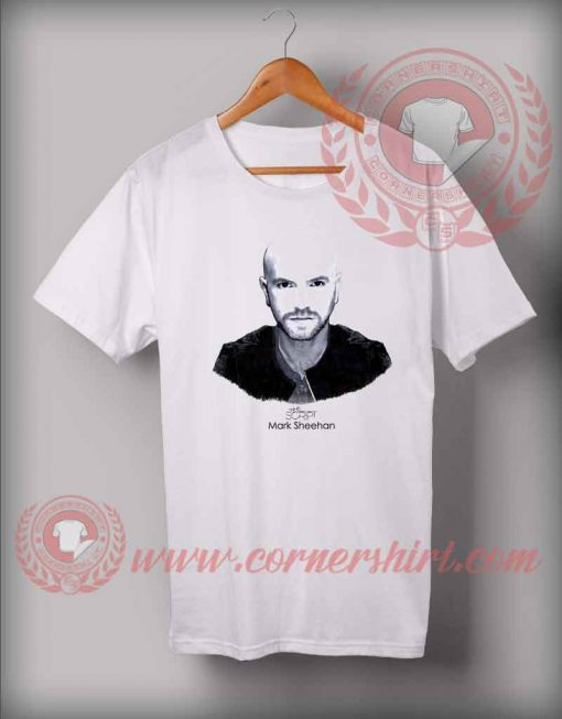 Mark Sheehan Custom Design T shirts