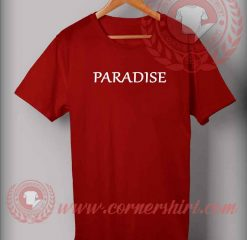 Paradise Custom Design T shirts