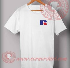 Custom Shirt Design R Logo