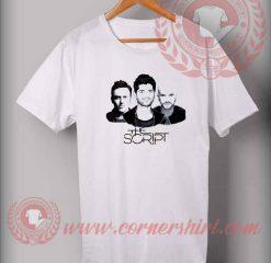 The Script Custom Design T shirts