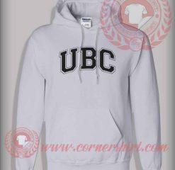 UBC Custom Design Hoodie