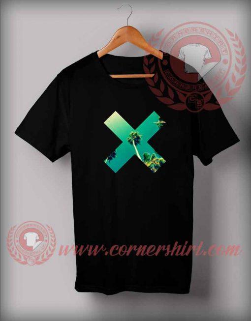 Custom Shirt Design X Palm Beach