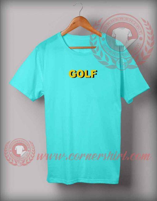 Custom Shirt Design Golf