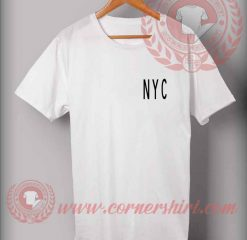 NYC Custom Design T shirts