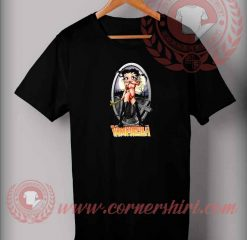 Betty Boop Vampire Custom Design T shirts