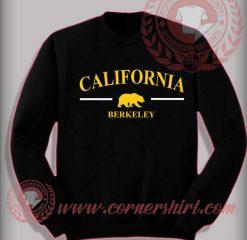 California Berkeley Custom Design Sweatshirt