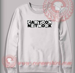 Cartoon Network Custom Design Sweatshirt
