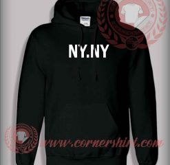 NY NY Custom Design Hoodie
