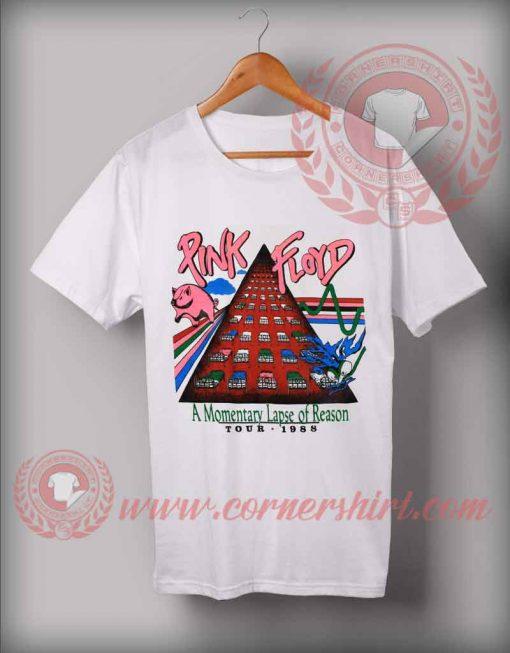 Pink Floyd Momentary Custom Design T shirts