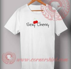 Sexy Cherry Custom Design T shirts