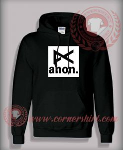 Anon Custom Design Hoodie