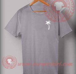 Coconut Trees Custom Design T shirts