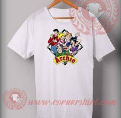 Halftone Archie Custom Design T shirts